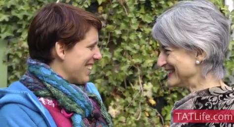 Interview par Tapas Fleming de Laetitia de Schoutheete